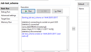 Talend routines